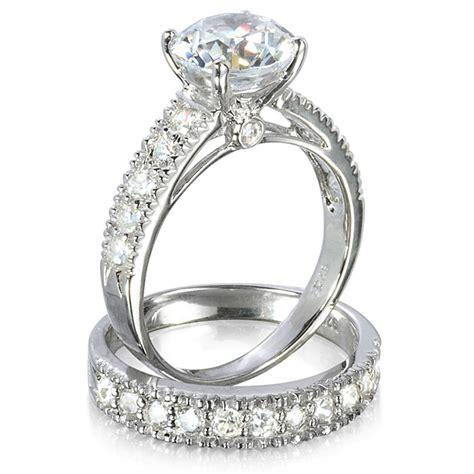 vintage wedding ring sets 9 vintage style wedding ring