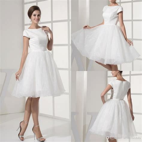 Promo Basic White best white dress wedding pictures styles ideas
