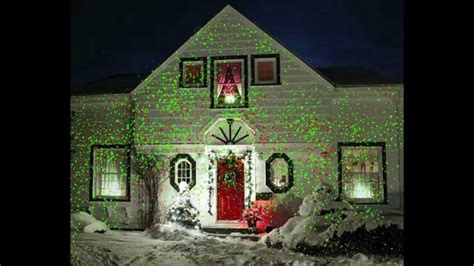 magical falling white snowflakes light projector l beautifying your home cool projector