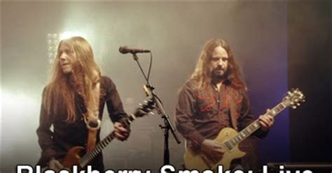 blackberry smoke country side of luiz woodstock blackberry smoke live at the
