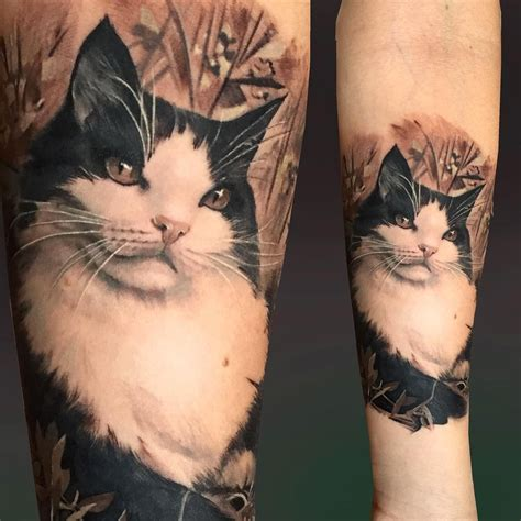 tattooed cats 92 cat tattoos every of cat style cat