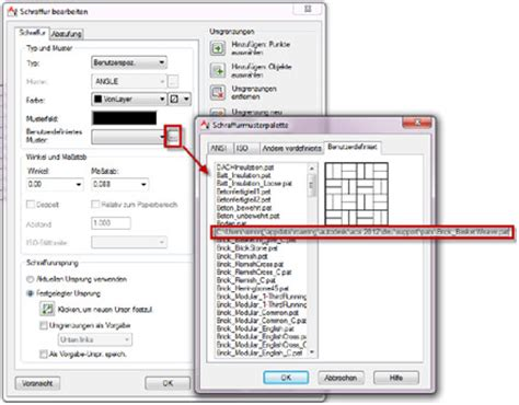 revit tutorial german exporting hatches from autocad and importing into revit