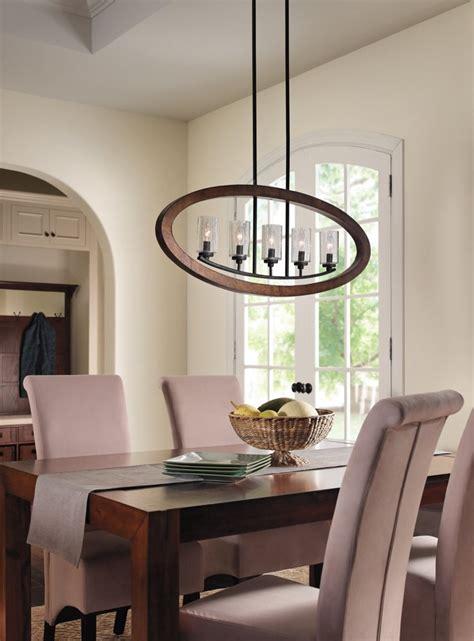 43186aub grand bank 5lt linear pendant auburn stained