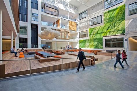 airbnb s lovely headquarters in san francisco do not use airbnb recently moved into its new headquarters
