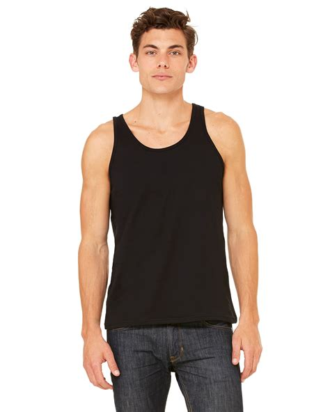 Top Unisex canvas premium unisex triblend jersey sleeveless 2xl tank top b 3480 ebay