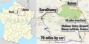 Closet Airport To Disneyland by Welcome To Disney Ryanair S Claim About Airport 70 From Disney And 90