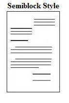 Business Letter Style Activity B Business Letter Dunungresmintoko S Blog