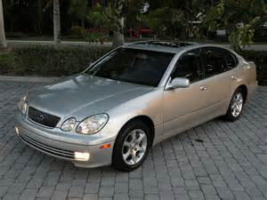 2001 Lexus Gs300 2001 Lexus Gs300 Silver For Sale Auto Haus Of Fort Myers