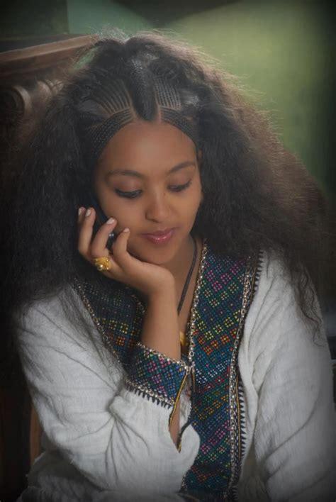 ethiopian braiding for women ethiopian braids haircuts pinterest