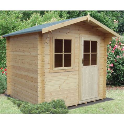 Log Cabin Sizes by Herewood Log Cabin In 28mm Logs Various Sizes Available