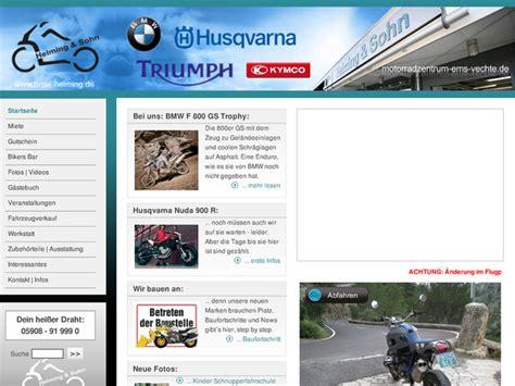 Bmw Motorrad Händler Tirol by Helming Sohn Gmbh In Wietmarschen Motorradh 228 Ndler