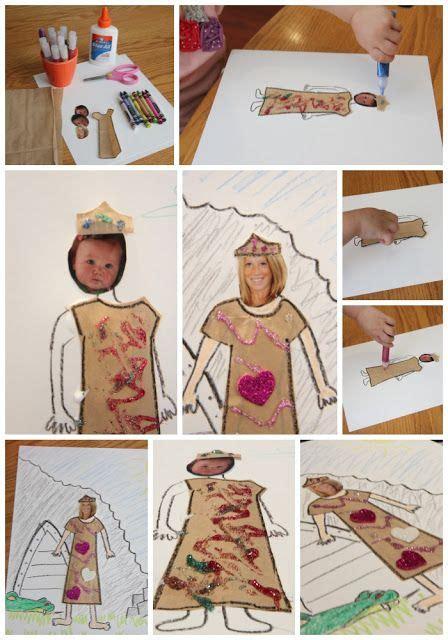 Paper Bag Princess Craft - 50 best artistic ideas images on