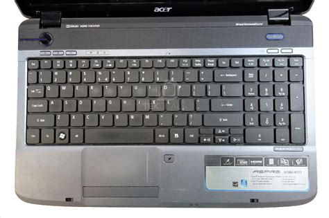 Hardisk Notebook Acer 320gb acer aspire 5738z laptop intel pentium dual t4300 2 10ghz 4gb ram 320gb hdd ebay