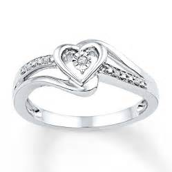 promise rings jared promise ring accents sterling silver