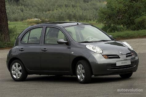 nissan micra 2004 nissan micra 5 doors 2003 2004 2005 autoevolution
