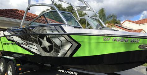 nautique boat decals new super air nautique boat graphics monster image