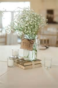 rustic jar centerpieces sabrina s wedding the lange farm dade city fl