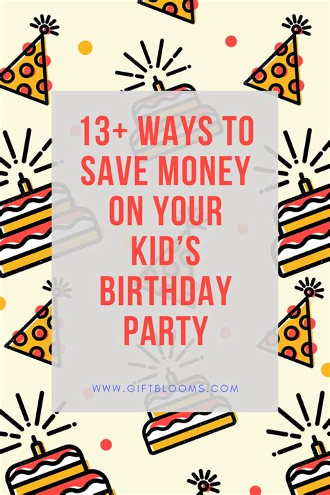 save time and money with these creative birthday party 77 best birthday gifts and ideas images on pinterest