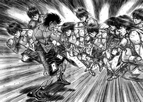 Fight Ippo No 90 hajime no ippo gangeek style