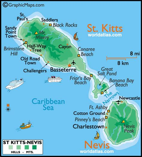 st kitts and nevis map goddard enterprises limited barbados