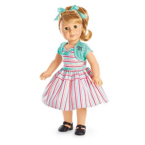 new 18� american girl beforever maryellen doll and book w