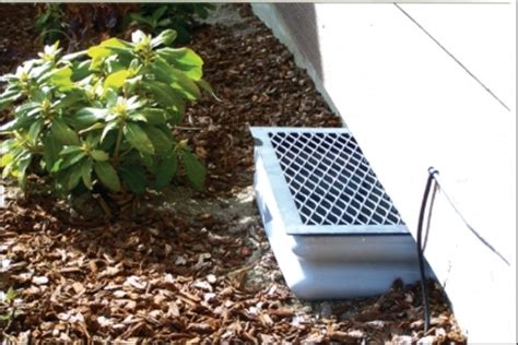 house foundation vents vent well cover by mitchell s keep your house foundation healthy and clean