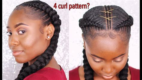 how much r up dos in ga feed in braids on 4c natural hair no heat gel