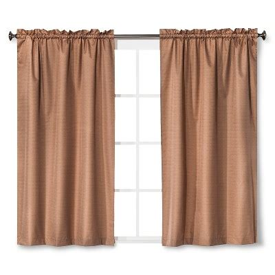 tan curtains target braxton thermaback light blocking curtain panel tan 42