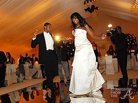 Usher And Tameka Wedding Pictures by Usher Tameka Raymond Wedding