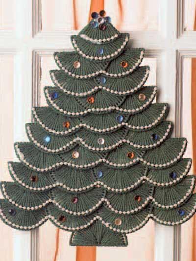 christmas tree wallhanging pattern plastic canvas christmas tree