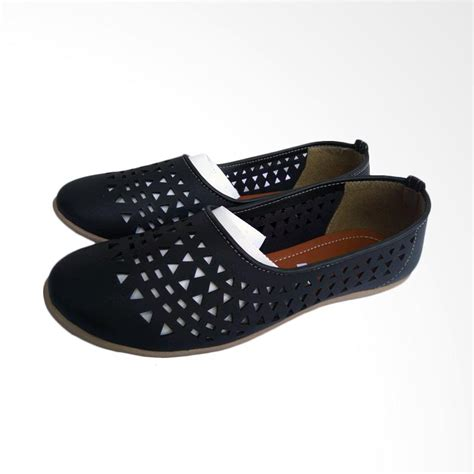 Jual Flatshoes Kp01 Hitam jual daily deals baretto arsy sport balet flat shoes