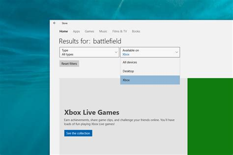 windows store now lets you buy for your xbox one