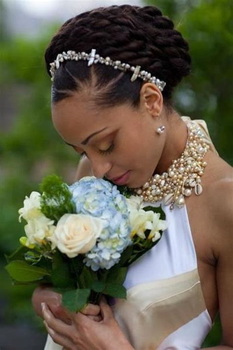 Wedding Hairstyles For South Black Brides by 50 Superb Black Wedding Hairstyles Wedding Updo