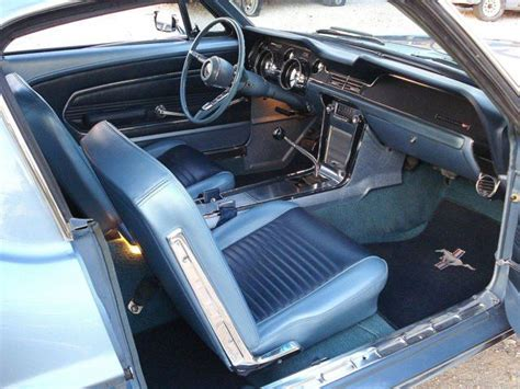 1967 mustang upholstery colors 1000 images about 1967 mustang coupe on cars