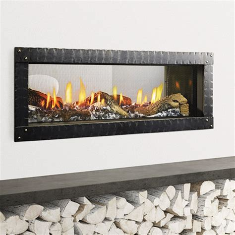 How To Light A Heat And Glo Fireplace by Heat Glo Mezzo Gas Fireplace Zero Clearance Fireplace