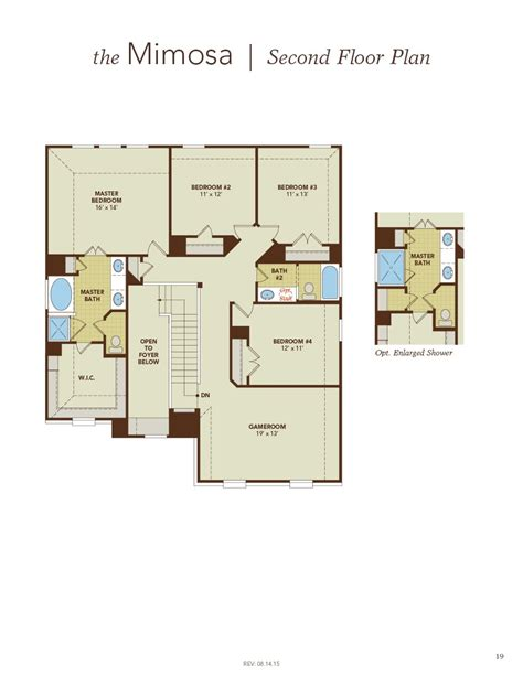 gehan floor plans mimosa home plan by gehan homes in alamo ranch the