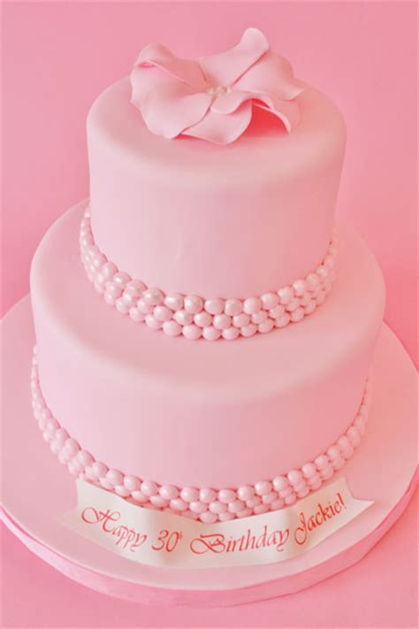 pink bridal shower cake ideas mod cakery wedding cakes bridal shower cakes pink pearls