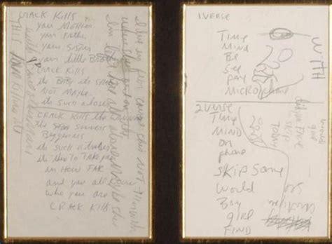 Buy Michael Jackson Kills Lyrics by Spin Magazine Juin 1987 Enregistrement De Bad