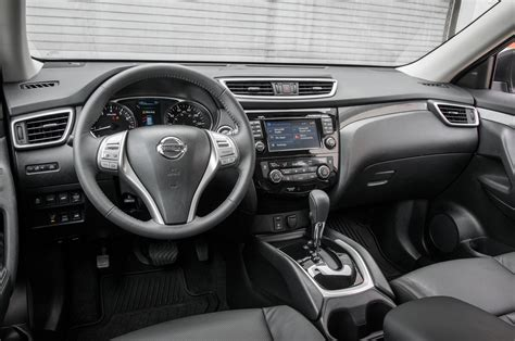 nissan rogue interior 2014 nissan rogue sl awd review long term update 5