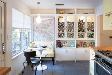 modern built in kitchen cupboards built in china cabinet dining room traditional with