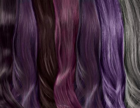 color brilliance purple achieve the lasting shiny results you expect with ion