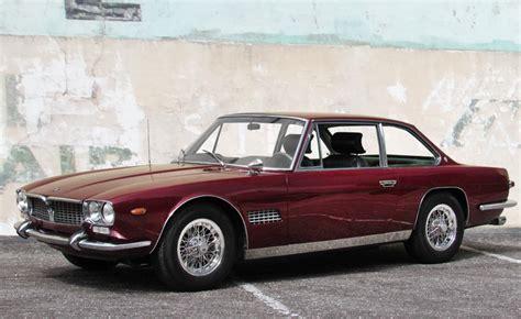 Maserati Mexico 1967 Maserati Mexico 4700 Wheels Auctions Shows