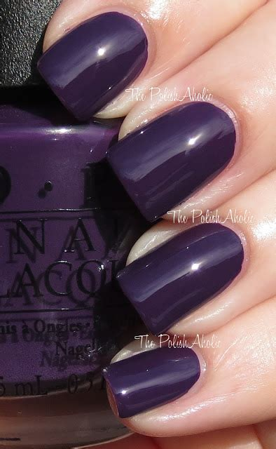 Bite My the polishaholic opi 2013 centrale collection