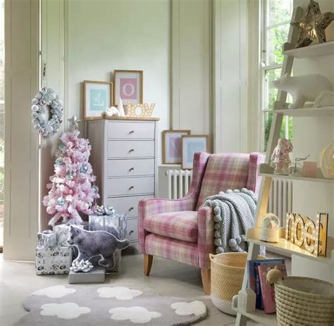 baby pink living room 45 creative new year s decorations that are an instant hit