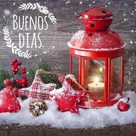 buenos dias navidenos