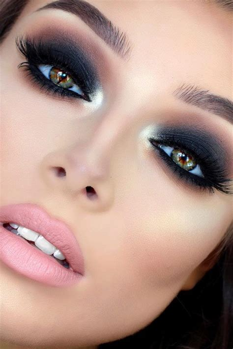 makeup ideas 20 smokey eye makeup ideas 2019 hair and makeup