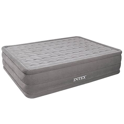 Intex Kasur 152 X 203 X 46cm cama de aire intex ultra plush bed 152 x 203 x 46 cm con