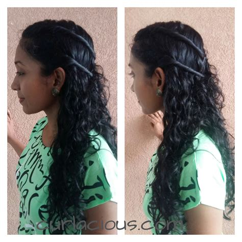 Curly Hairstyles For In India by Hairstyle Ideas For Indian Naturally Curly And Wavy