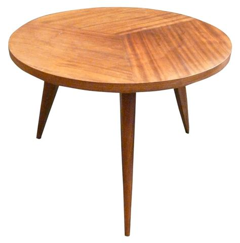 table basse vintage tripode 233 es 50 design market