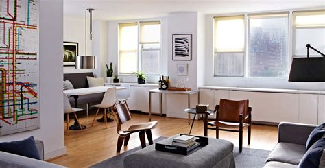 apartment design shows an inviting new york city bachelor pad home tour lonny